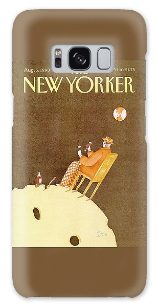New Yorker August 6th, 1990 Galaxy Case