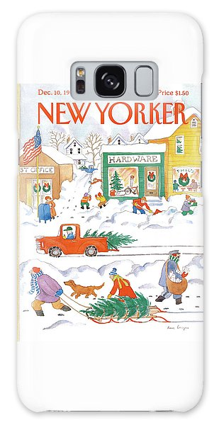 New Yorker December 10th, 1984 Galaxy Case
