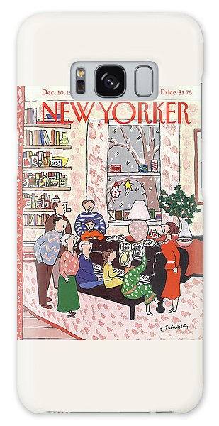 New Yorker December 10th, 1990 Galaxy Case