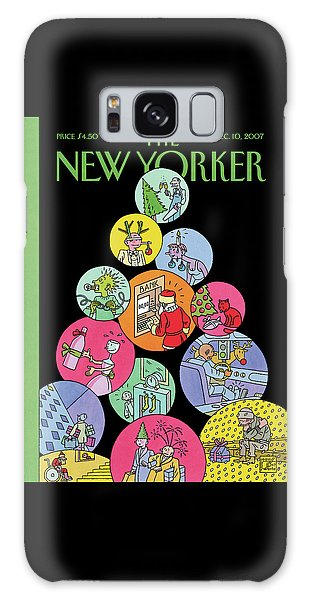 New Yorker December 10th, 2007 Galaxy Case