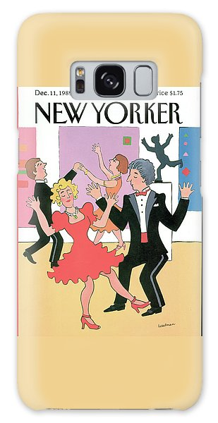 New Yorker December 11th, 1989 Galaxy Case