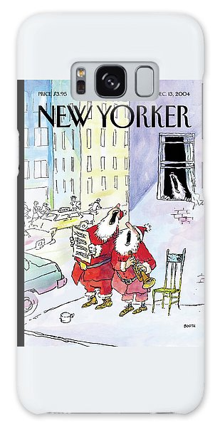 New Yorker December 13th, 2004 Galaxy Case