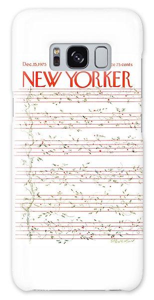 New Yorker December 15th, 1975 Galaxy Case
