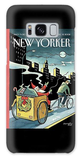 New Yorker December 15th, 2008 Galaxy Case