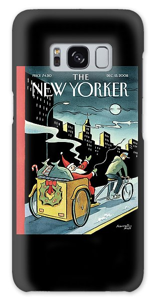 New Yorker December 15, 2008 Galaxy Case