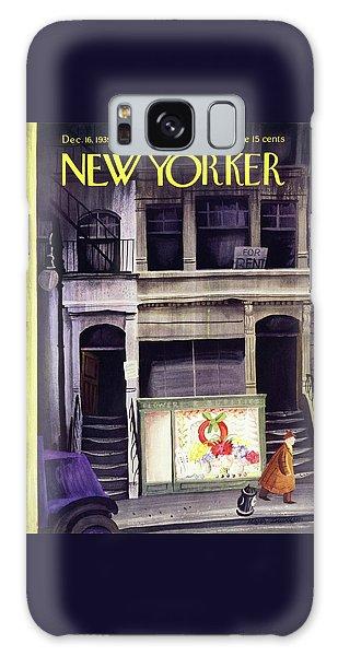 New Yorker December 16 1939 Galaxy Case