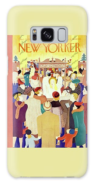 New Yorker December 2 1939 Galaxy Case