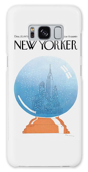 New Yorker December 22nd, 1975 Galaxy Case