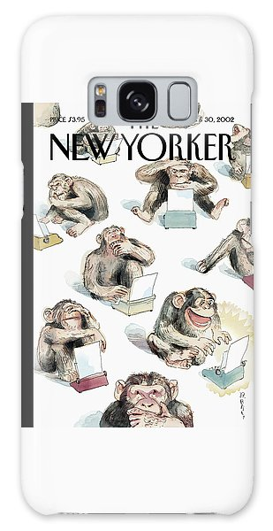 New Yorker December 23rd, 2002 Galaxy Case