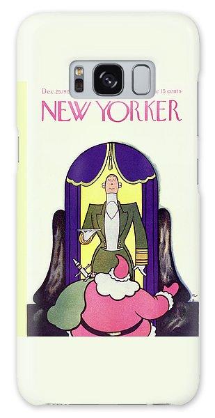 New Yorker December 25 1926 Galaxy Case