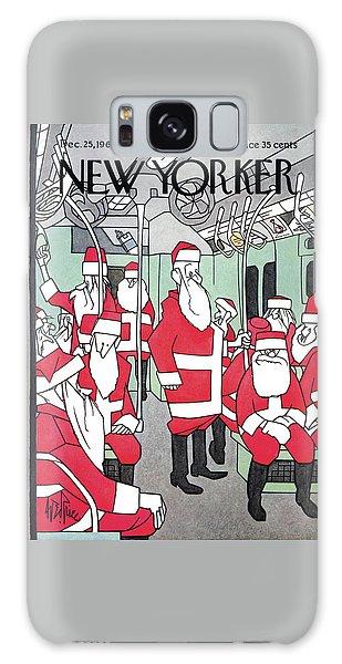 New Yorker December 25th, 1965 Galaxy Case