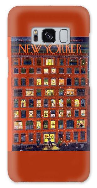 New Yorker December 26th, 1953 Galaxy Case