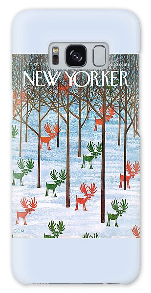 New Yorker December 26th, 1970 Galaxy Case