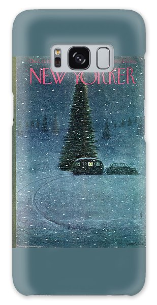New Yorker December 27th, 1947 Galaxy Case