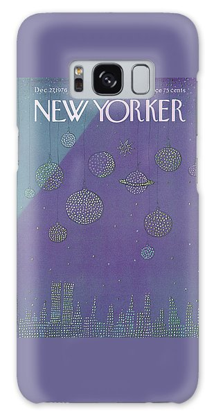 New Yorker December 27th, 1976 Galaxy Case