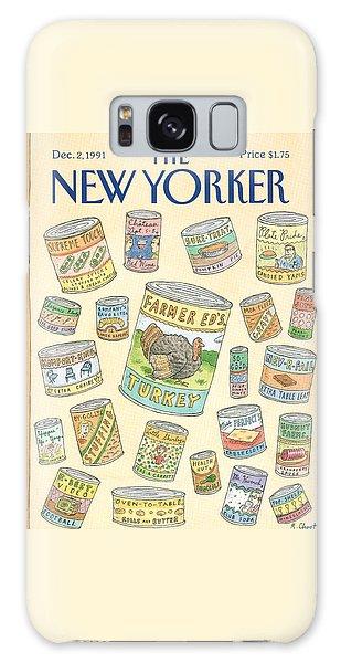 New Yorker December 2nd, 1991 Galaxy Case