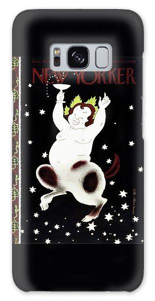 New Yorker December 30 1933 Galaxy Case