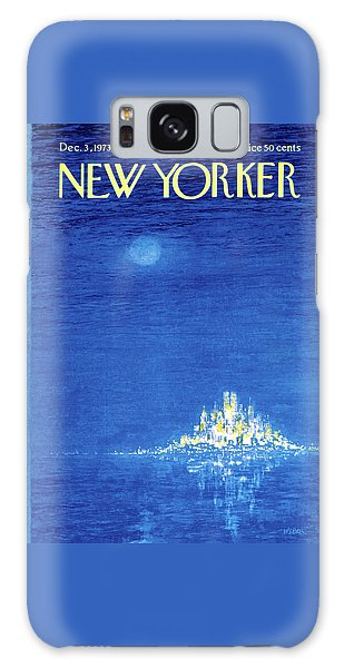 New Yorker December 3rd, 1973 Galaxy Case
