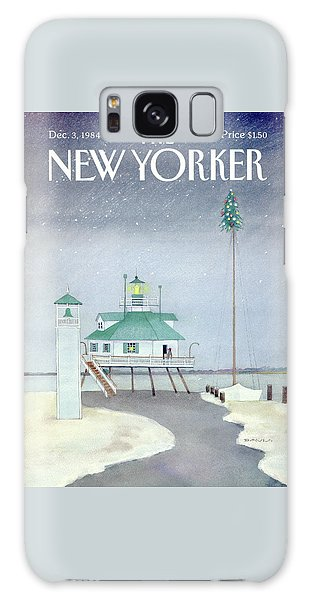 New Yorker December 3rd, 1984 Galaxy Case