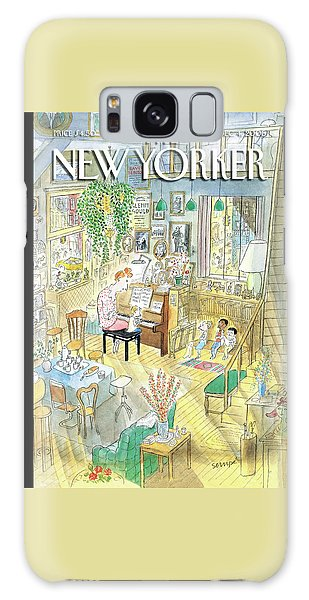 New Yorker December 4th, 2006 Galaxy Case