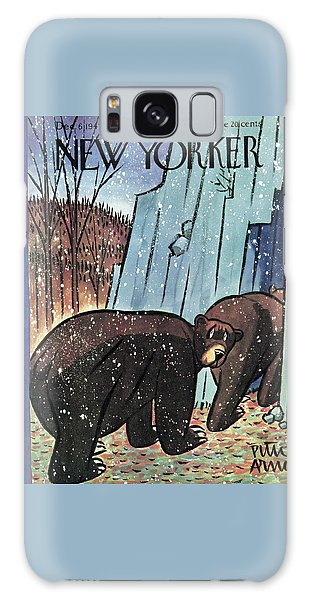 New Yorker December 6th, 1947 Galaxy Case