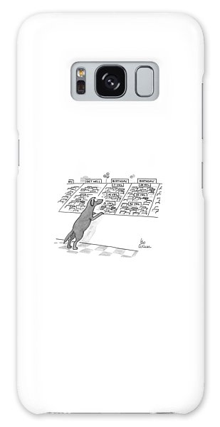 New Yorker December 7th, 1992 Galaxy Case