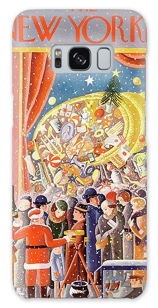 New Yorker December 9th, 1933 Galaxy Case