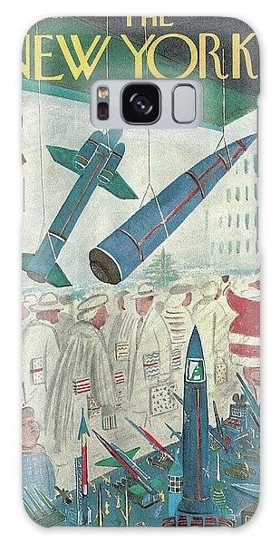 New Yorker December 9th, 1961 Galaxy Case