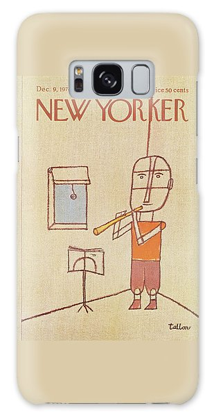 New Yorker December 9th, 1974 Galaxy Case