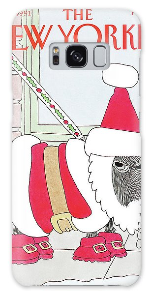 New Yorker December 9th, 1991 Galaxy S8 Case