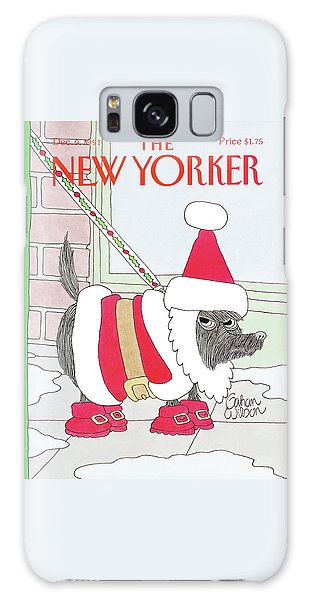 New Yorker December 9th, 1991 Galaxy Case