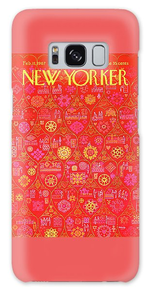 New Yorker February 11th, 1967 Galaxy Case