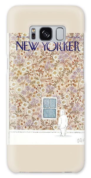 New Yorker February 11th, 1980 Galaxy Case