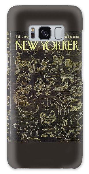 New Yorker February 12th, 1966 Galaxy Case