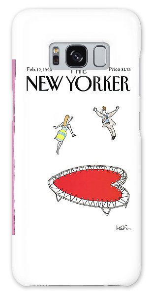 New Yorker February 12th, 1990 Galaxy Case