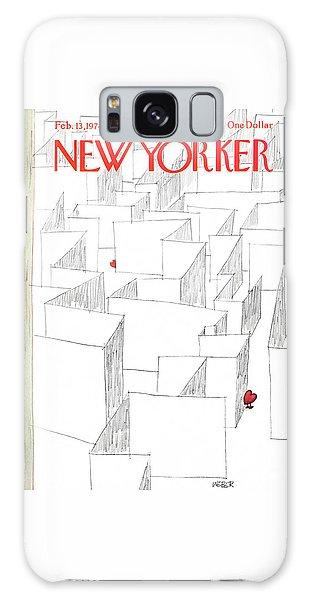 New Yorker February 13th, 1978 Galaxy Case