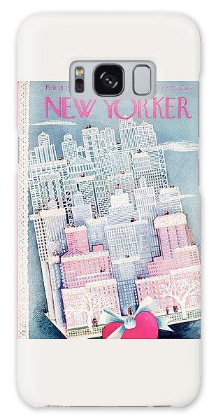 New Yorker February 15th, 1947 Galaxy Case