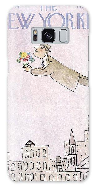 New Yorker February 15th, 1964 Galaxy Case