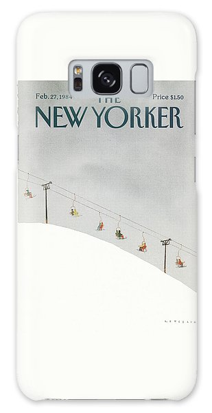 New Yorker February 27th, 1984 Galaxy Case