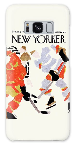 New Yorker February 28th, 1970 Galaxy Case