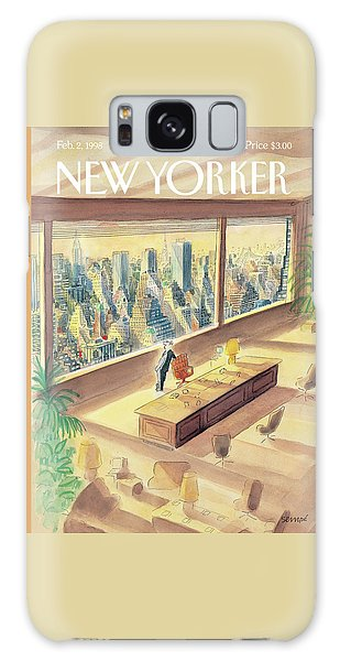 New Yorker February 2nd, 1998 Galaxy Case