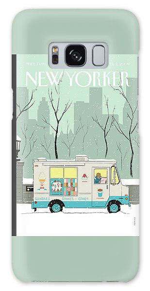 New Yorker February 2nd, 2009 Galaxy Case