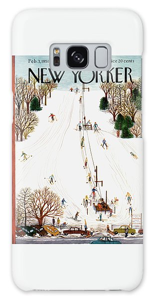 New Yorker February 3rd, 1951 Galaxy Case