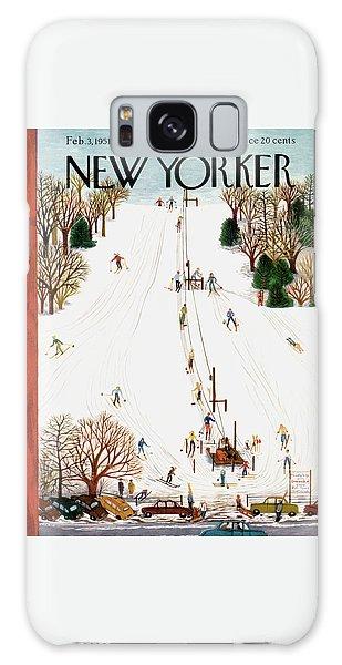New Yorker February 3rd, 1951 Galaxy Case