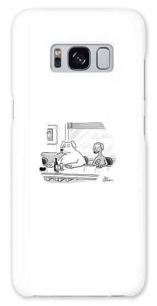 New Yorker February 3rd, 1992 Galaxy Case
