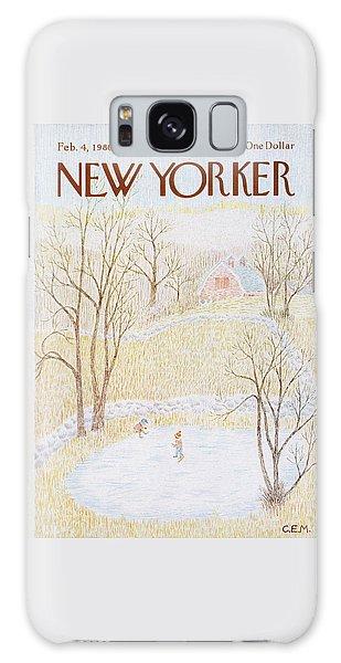 New Yorker February 4th, 1980 Galaxy Case