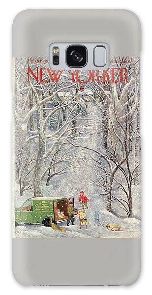 New Yorker February 5th, 1949 Galaxy Case