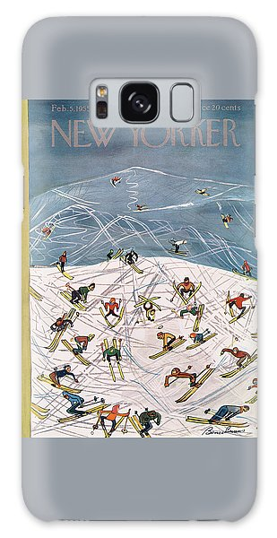 New Yorker February 5th, 1955 Galaxy Case
