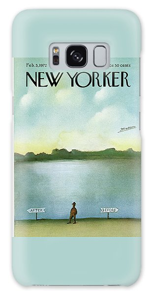 New Yorker February 5th, 1972 Galaxy Case