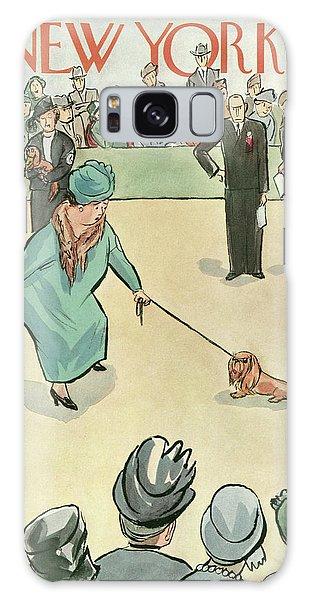 New Yorker February 8th, 1936 Galaxy Case